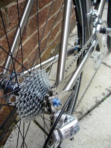 11 speed, 12-29 Campagnolo Chorus Cassette