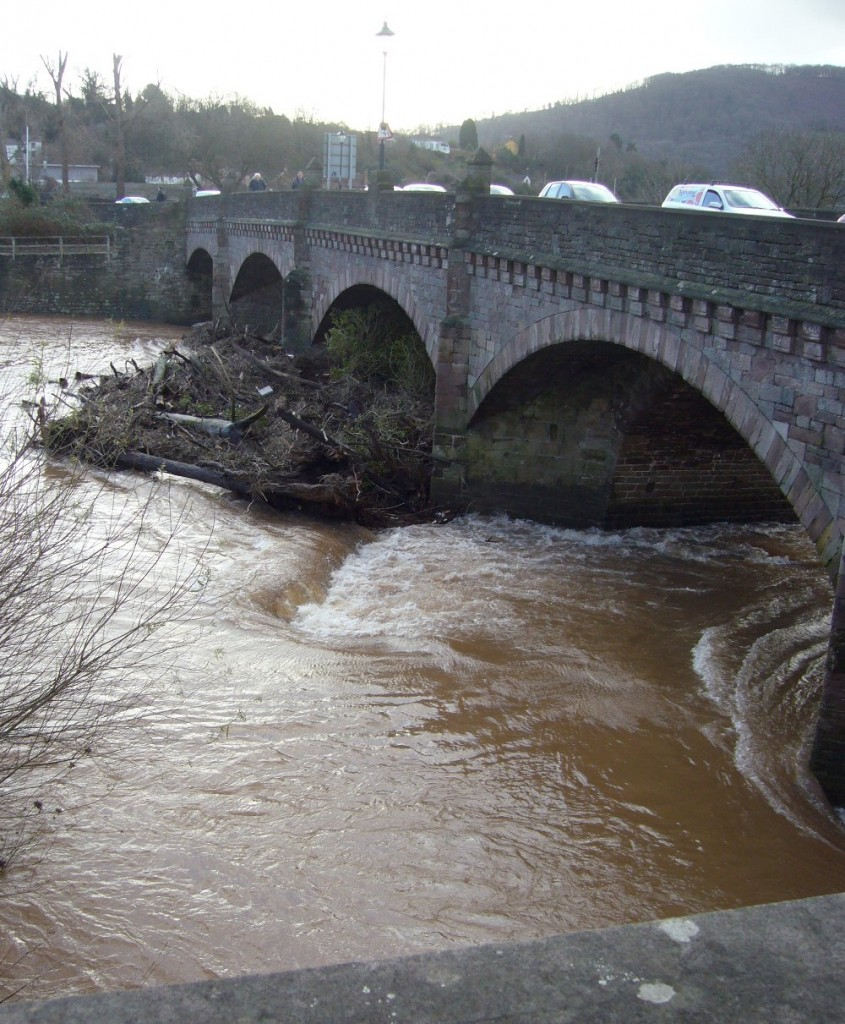Bridge at Monmouth