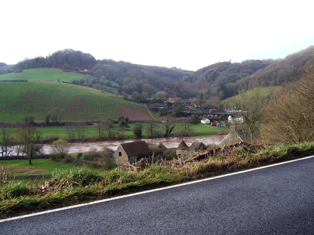 More of the Wye valley.