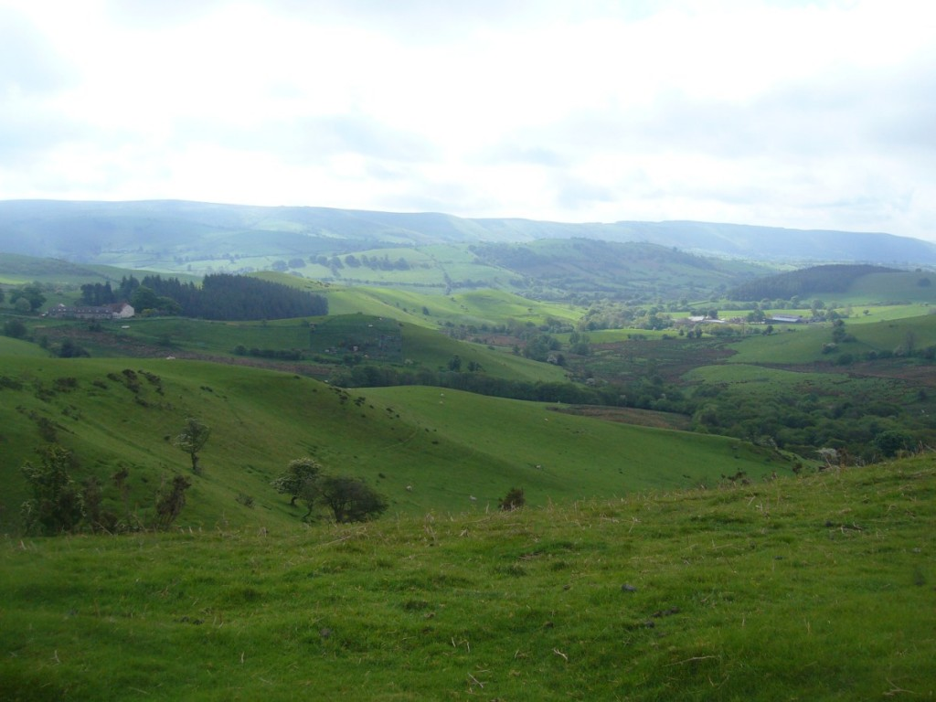 Also near the Stiper Stones, looking to the right of the photo above.